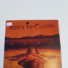 Discos de vinilo: ALICE IN CHAINS THEM BONES ( 1992 CBS SONY ESPAÑA ) PROMOCIONAL UNA CARA RARO GRUNGE SEATTLE. Lote 209253690
