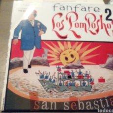 Discos de vinilo: LOS POMPOSHOS. VINILO.. Lote 209256606