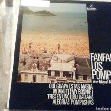 Discos de vinilo: FANFARE LOS POMPOSHOS. VINILO.. Lote 209256805
