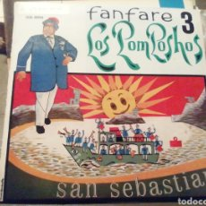 Discos de vinilo: FANFARE LOS POMPOSHOS. VINILO.. Lote 209256903