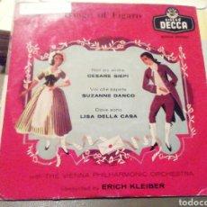Discos de vinilo: LAS BODAS DE FIGARO. VINILO SINGLE.. Lote 209257692
