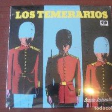 Discos de vinilo: LOS TEMERARIOS - LP 10 PULGADAS - PRECINTADO !!! - ENVIO GRATIS. Lote 209154656
