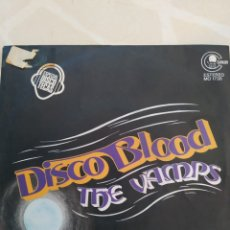 Discos de vinilo: THE VAMPS. DISCO BLOOD. PARTE I. PROMOCIONAL.. Lote 209275410
