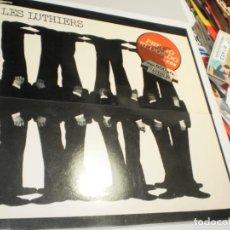 Discos de vinilo: LP LES LUTHIERS VOL 1. CBS 1974 SPAIN (PROBADO Y BIEN, SEMINUEVO). Lote 209290125