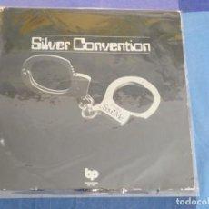 Discos de vinilo: LP FUNK SOUL SILVER CONVENTION HOMONIMO BELTER 1976 PORTADA TOLERABLE VINILO BIEN. Lote 209301915