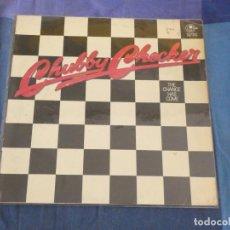 Discos de vinilo: LP CHUBBY CHECKER THE CHANGE HAS COME ESPAÑA 1982 BUEN ESTADO. Lote 209306932
