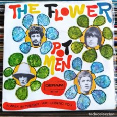 "Discos de vinilo: THE FLOWER POT MEN - A WALK IN THE SKY (7"", SINGLE) (DERAM) ME 365 (D:NM). Lote 209316896"