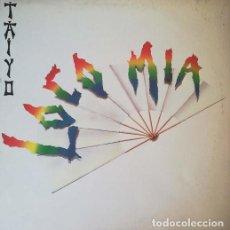 Discos de vinilo: LOCO MIA - TAIYO - MAXI SINGLE DE 12 PULGADAS. Lote 209318647