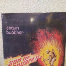Discos de vinilo: SEGUN BUCKNOR & HIS REVOLUTION–SON OF JANUARY 15. LP VINILO PRECINTADO. AFROBEAT. Lote 209320053