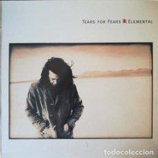 Discos de vinilo: TEARS FOR FEARS - ELEMENTAL - LP DE VINILO EDICION ESPAÑOLA. Lote 209321923