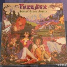 Discos de vinilo: LP FUZZBOX BOSTING STEVE AUSTIN POP OCHENTERO BUEN ESTADO. Lote 209323060