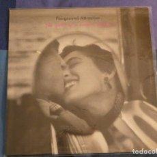 Discos de vinilo: LP FAIRGROUND ATTRACTION THE FIRST OF A MILLION KISSES MUY BUEN ESTADO 1990. Lote 209323662