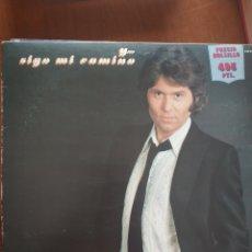 Discos de vinilo: RAFAEL Y SIGO MI CAMINO. Lote 209335805