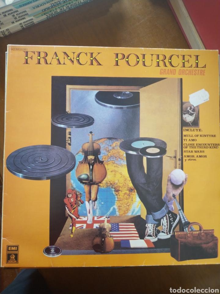 FRANCK POURCEL GRAND ORCHESTRE (Música - Discos de Vinilo - Maxi Singles - Orquestas)