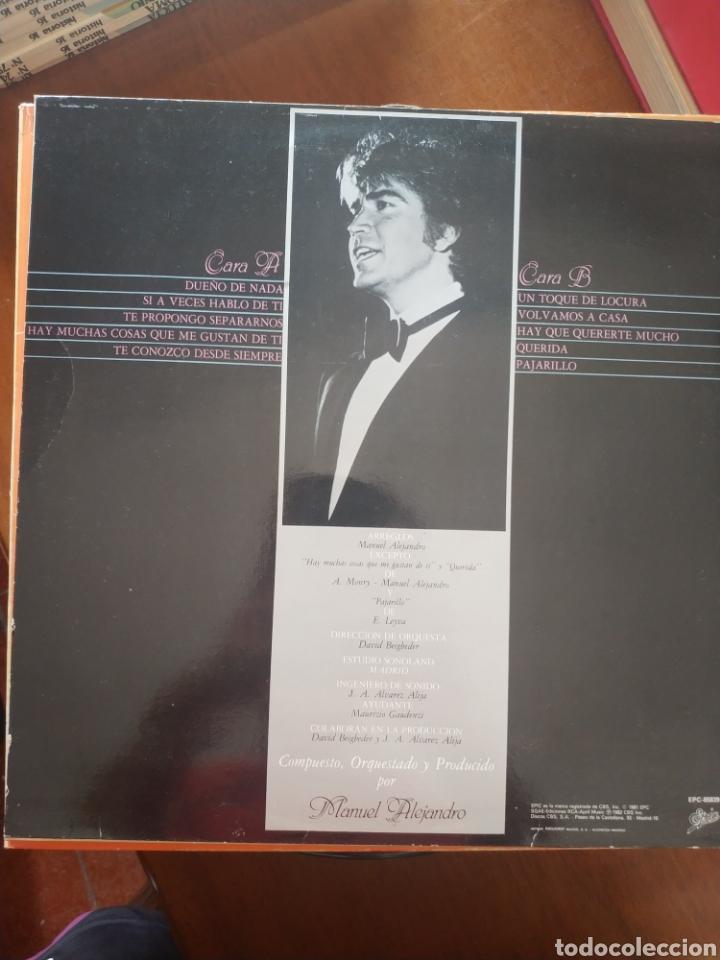 Discos de vinilo: José Luis Rodríguez dueño de nada - Foto 2 - 209336038