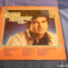 Discos de vinilo: DOBLE LP GENE PITNEY COLLECTION VOLUME 2 PICKWICK MUY BUEN ESTADO. Lote 209337827