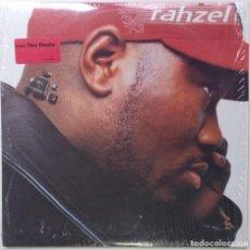 """Discos de vinilo: RAHZEL - ALL I KNOW [ US HIP HOP / RAP EXCLUSIVO ] THE ROOTS [[MX 12"""" 45RPM]] [[1999]]. Lote 209338338"""