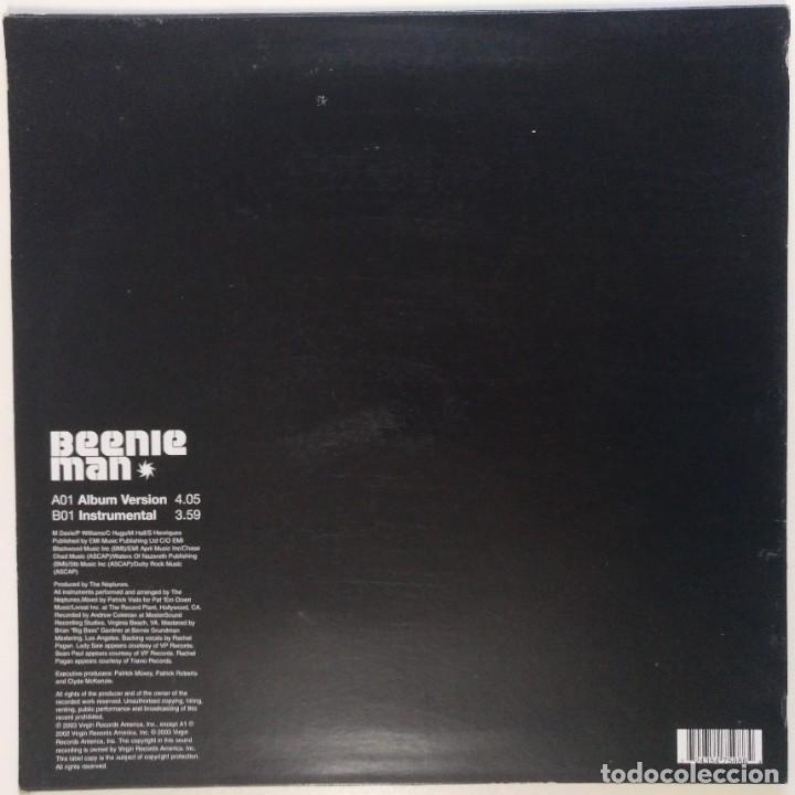 "Discos de vinilo: BEENIE MAN - BOSSMAN [[ US HIP HOP / REGGAE / DANCEHALL EXCLUSIVO ]] [[MX 12"" 33RPM] [2002]] - Foto 2 - 209339406"