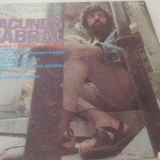 Discos de vinilo: VINILO FACUNDO CABRAL.. Lote 209349646