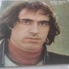 Discos de vinilo: VINILO LLUIS LLACH .. Lote 209352043