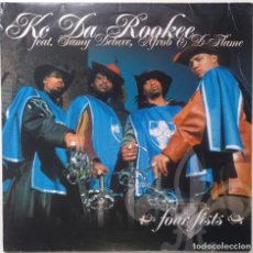 "Discos de vinilo: KC DA ROOKEE FT. SAMY DELUXE, AFROB & D-FLAME [ GERMANY HIP HOP EXCLUSIVO ]] [MX 12"" 45RPM] [2002]]. Lote 209356086"