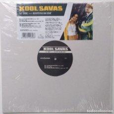 "Discos de vinilo: KOOL SAVAS FT. LUMIDEE - DIE BESTEN TAG [[ GERMANY HIP HOP / RAP EXCLUSIVO ]] [MX 12"" 45RPM] [2004]]. Lote 209358291"