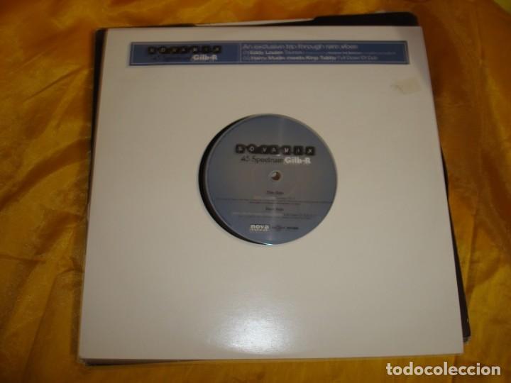 NOVAMIX. 45 SPECTRUM GILB-R. 10 PULGADAS (#) (Música - Discos - LP Vinilo - Electrónica, Avantgarde y Experimental)