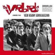 Discos de vinilo: THE YARDBIRDS LONDON 1963 * LP 180G AUDIOPHILE EDITION HQ * THE FIRST RECORDINGS! *45RPM PRECINTADO. Lote 209365028
