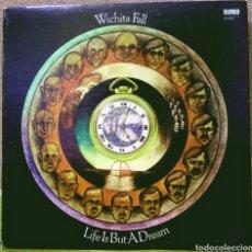 Discos de vinil: WICHITA FALL - LIFE IS BUT A DREAM LP IMPERIAL 1968. Lote 209382276