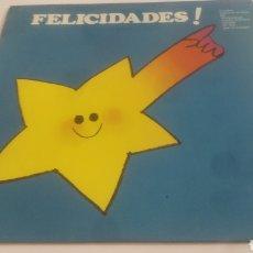 Discos de vinilo: VINILO FELICIDADES.. Lote 209389562