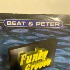 Disques de vinyle: (VIN775) FUNKY CROOVE ( VINILO SEGUNDA MANO ). Lote 209416225