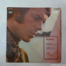 Discos de vinilo: ADAMO. CHANSONS DE MES SEIZE ANS. EMIDISC 2C 048 - 50.630.. Lote 209419187
