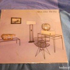 Discos de vinilo: LP ELTON JOHN THE FOX BUEN ESTADO DE VINILO. Lote 209559021