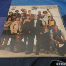 Discos de vinilo: LP CON VINILO EN BUEN ESTADO EROS RAMAZZOTTI EN TODOS LOS SENTIDOS. Lote 209575946
