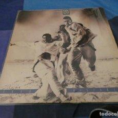 Discos de vinilo: LP EROS RAMAZZOTTI TODO HISTORIAS ACUSA CIERTO USO AUN TOLERABLE. Lote 209575997