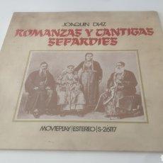 Discos de vinilo: VINILO JOAQUÍN DIAZ. Lote 209577390