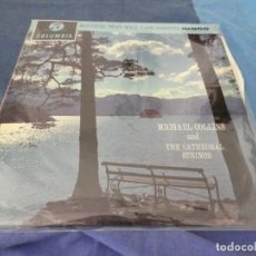 Discos de vinilo: DESDE UN EURO LP RELIGIOSO UK 60S MUY BUEN ESTADO MELODIES THAT WILL LAST FOEREVER MICHAEL COLLINS. Lote 209585570
