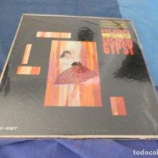 Discos de vinilo: ESPECTACULAR LP USA AÑOS 60 HUGO MONTENEGRO GOES GIPSY CIERTO USO AUN DECENTE. Lote 209585682