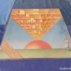 Discos de vinilo: LP UK CIRCA 1974 MONTHY PHYTON AND THE HOLY GRAIL CIERTAS LINEAS FINAS TOTALMENTE FUNCIONAL. Lote 209586028