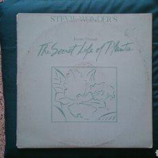Discos de vinilo: STEVIE WONDER LP DOBLE THE SECRET LIFE OF THE PLANTS 1979 GATEFOLD. Lote 209592662