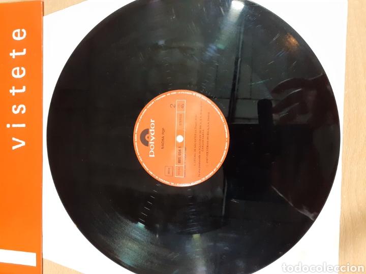 Discos de vinilo: Disco vinilo nacha pop - máxi lp vístete - lucha de gigantes - buen estado - ver fotos - Foto 5 - 209593600