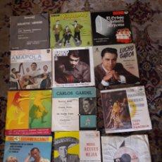 Discos de vinilo: 13 ANTIGUOS VINILOS, ARTISTAS DE LATINOAMERICA. Lote 209603870