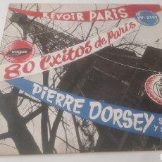 Discos de vinilo: VINILO PIERRE DORSEY. Lote 209606752