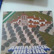 Discos de vinilo: JOSE UMBRAL - ANDALUCIA NUESTRA. SINGLE.. Lote 209606821