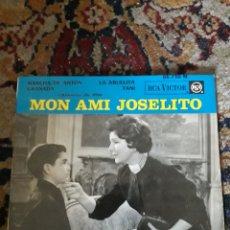 Discos de vinilo: ANTIGUO VINILO DE JOSELITO, EDITADO EN FRANCIA. Lote 209606952