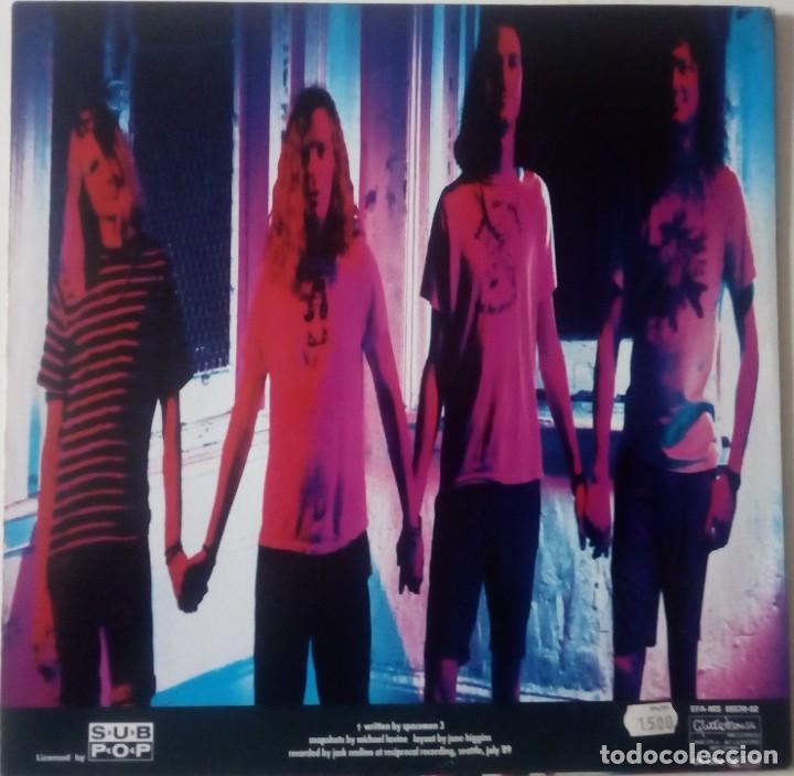 Discos de vinilo: Mudhoney...This Gift b/w Baby Help Me Forget. (Glitterhouse Records 1989) Europe..SOLO CARATULA... - Foto 2 - 209610522