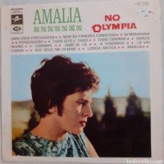 Discos de vinilo: AMALIA NO OLYMPIA. COLUMBIA,11C 080 0 62. 1971 PORTUGAL. FUNDA VG+. DISCO VG++.. Lote 209613390