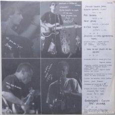 "Discos de vinilo: SEGUNDO BANANA - 1º LP HOMÓNIMO DEL GRUPO ALAVÉS [ VINILO LP 12"" 33RPM ] VITORIA-GASTEIZ [1989]. Lote 209616105"