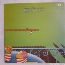 Discos de vinilo: ANGELO BRANDUARDI. COGLI LA PRIMA MELA. GATEFOLD. ARIOLA I-200940.1980 ESPAÑA. FUNDA VG+. DISCO VG++. Lote 209617600