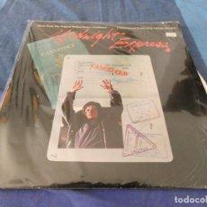 Discos de vinilo: PRECIOSO LP GIORGO MORODER MIDNIGHT EXPRESS BUEN ESTADO. Lote 209632655
